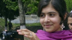 Malala Yousafzai 