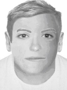 E-fit image of second suspect