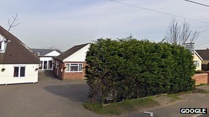 Ash Croft Care Home, Eight Ash Green
