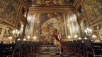 Painted Hall at the Old Royal Naval College in Greenwich