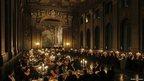 Trafalgar Night Dinner in the Painted Hall