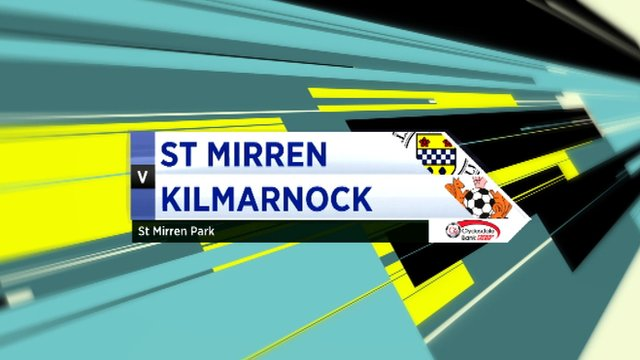 Highlights - St Mirren 1-1 Kilmarnock