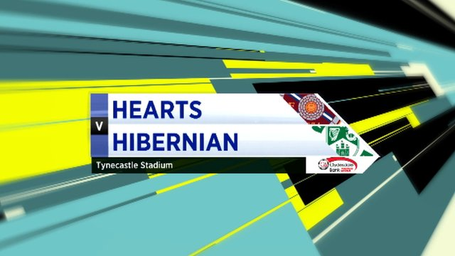 Highlights - Hearts 0-0 Hibernian