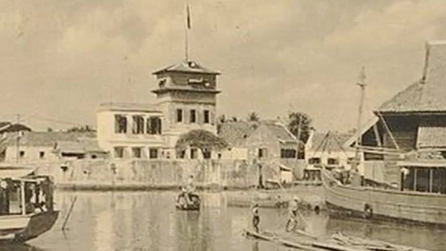 Old Jakarta 