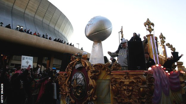 Super Bowl XLVII will be played at the Superdome in New Orleans