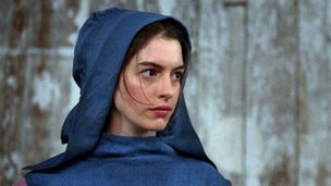 Anne Hathaway as Fantine
