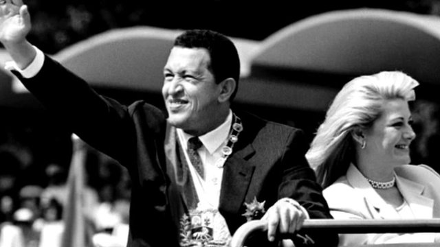 Venezuela's Hugo Chavez dead at 58