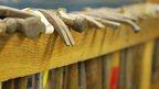 Thomas Lyte tools (Image: Jorn Madslien, BBC News)
