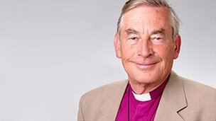 former Bishop of Oxford, Lord Harries of Pentregarth