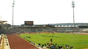 Don Valley Stadium
