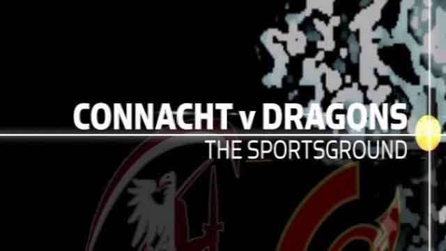 Connacht 30-11 Newport Gwent Dragons