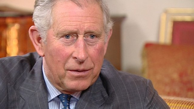 Prince Charles (ITV)