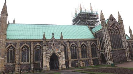 St Nicholas Minster