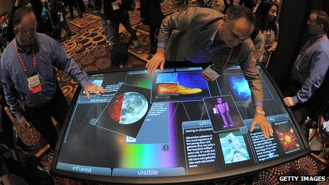 LG's 84 inch ultra-high definition television