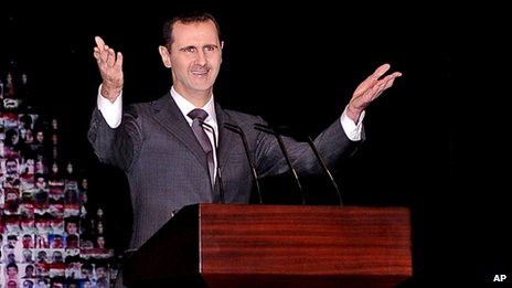 President Bashar al-Assad