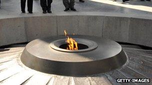 Armenian genocide memorial, Yerevan