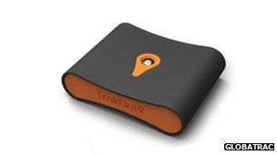 Trakdot device