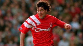 Dean Saunders, in his Liverpool days
