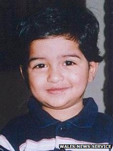 Yaseen Ege was beaten to death by his mother before she burned his body
