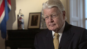 Iceland&#039;s President Olafur Grimsson