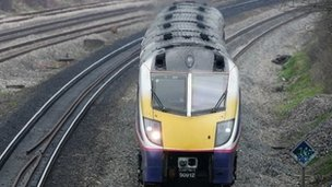 Trên First Great Western
