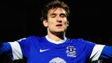 Everton's Jelavic