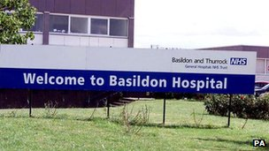 Basildon and Thurrock NHS Trust