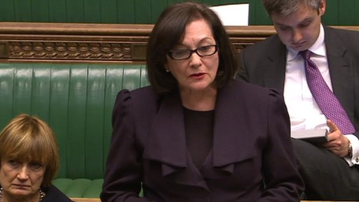 Labour MP Dame Joan Ruddock
