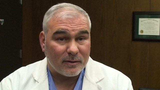 Cook County Medical Examiner Stephen Cina