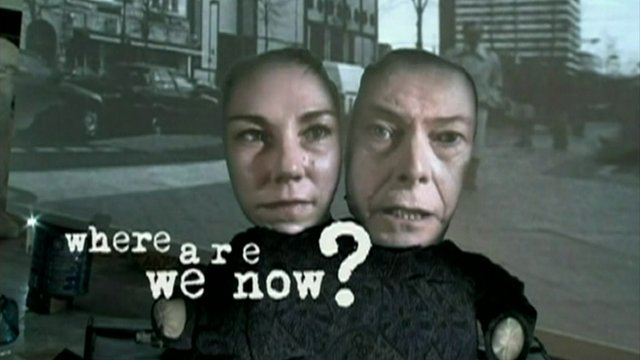 David Bowie's Where Are We Now?