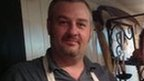 Bakery shop owners Laurence Thorne