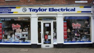 Taylor Electrical, Halesworth