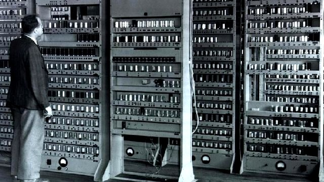 The original Edsac computer
