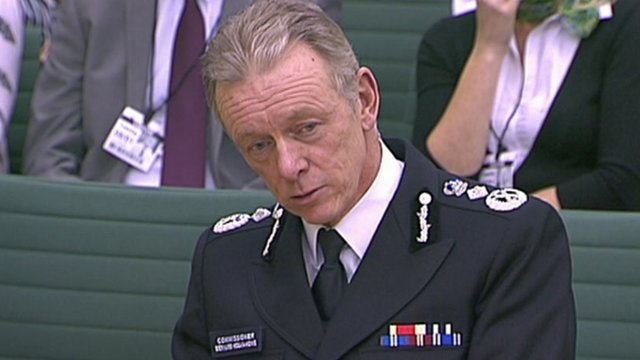 Sir Bernard Hogan-Howe