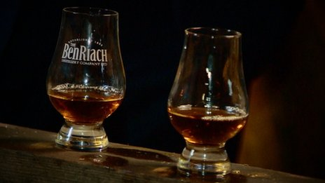 BenRiach on Speyside is targeting the high-spending consumer
