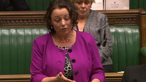 Labour MP Catherine McKinnell