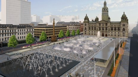 George Square - entry 3