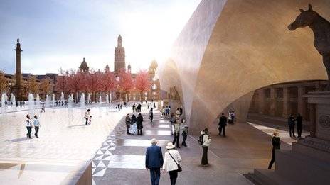 George Square - entry 4