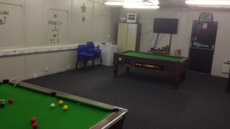 The Ballymac Youth Centre