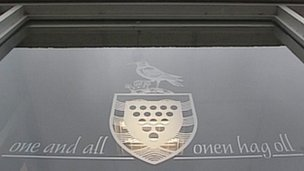 Cornwall Council crest