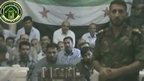 Iranians held in Syria 'released'