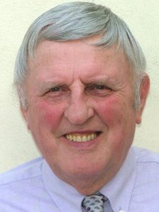 West Mercia Police and Crime Commissioner, Bill Longmore