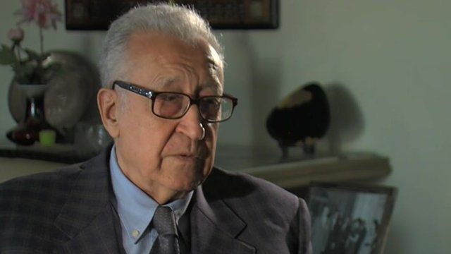  Lakhdar Brahimi