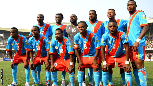 DR Congo