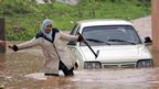 Flooding in the West Bank of Jenin. 8, Jan 2013