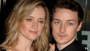 Anne-Marie Duff married her Shameless co-star James McAvoy