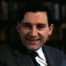 Alasdair Milne in 1982