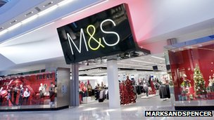 Marks and Spencer store, Westfield