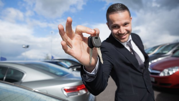how to become a car salesman uk