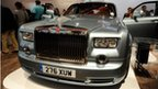 An electric powered Rolls Royce
